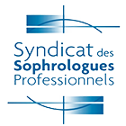 Logo Syndicat des Sophrologues professionnels - Harmonie Sophrologue Saintes